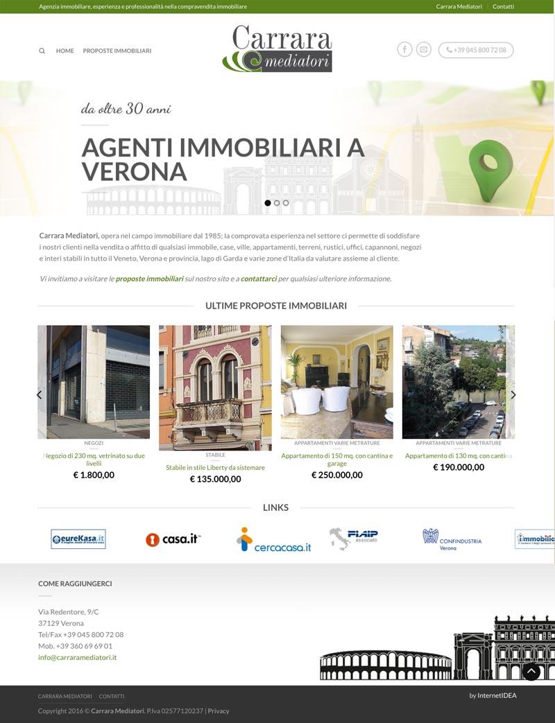 Siti internet e soluzioni di immagine for Siti web di costruzione domestica