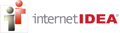 InternetIDEA grafica e web Logo